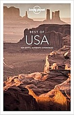 Lonely Planet Best of USA (Paperback)