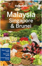 Lonely Planet Malaysia, Singapore & Brunei (Paperback, 13)