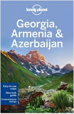 Lonely Planet Georgia, Armenia & Azerbaijan (Paperback, 5)