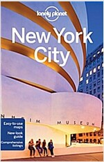 Lonely Planet New York City (Paperback, 10)