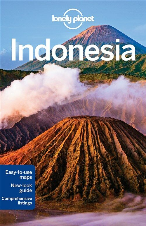 Lonely Planet Indonesia (Paperback, 11)