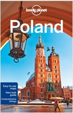 Lonely Planet Poland (Paperback, 8)