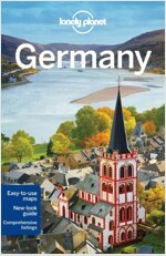 Lonely Planet Germany (Paperback, 8)