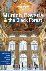 Lonely Planet Munich, Bavaria & the Black Forest (Paperback, 5)