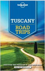 Lonely Planet Tuscany Road Trips (Paperback)
