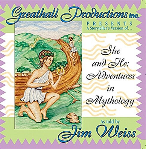 She and He: Adventures in Mythology (Audio CD)