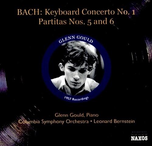 [수입] 바흐 : 파르티타 5,6번, 건반 협주곡 BWV1052