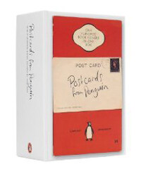 Postcards from Penguin : 100 Book Jackets in One Box (Hardcover)