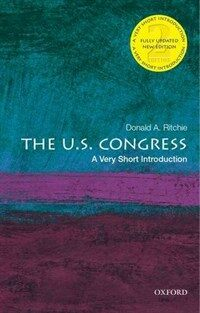 The U.S. Congress: A Very Short Introduction (Paperback, 2)