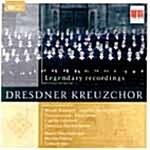 [수입] Dresdner Kreuzchor - Legendary Recordings / Dresdner Kreuzchor
