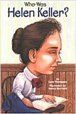 Who Was Helen Keller? (Paperback)