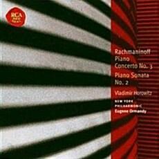 [수입] 라흐마니노프 : 피아노 협주곡 3번, 피아노 소나타 2번 Op.36