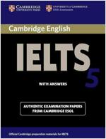 Cambridge IELTS 5 : Student's Book with Answers (Paperback)