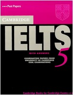 Cambridge IELTS 5 Student's Book with Answers (Paperback)