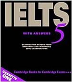 Cambridge Ielts 5 (Cassette, Abridged)