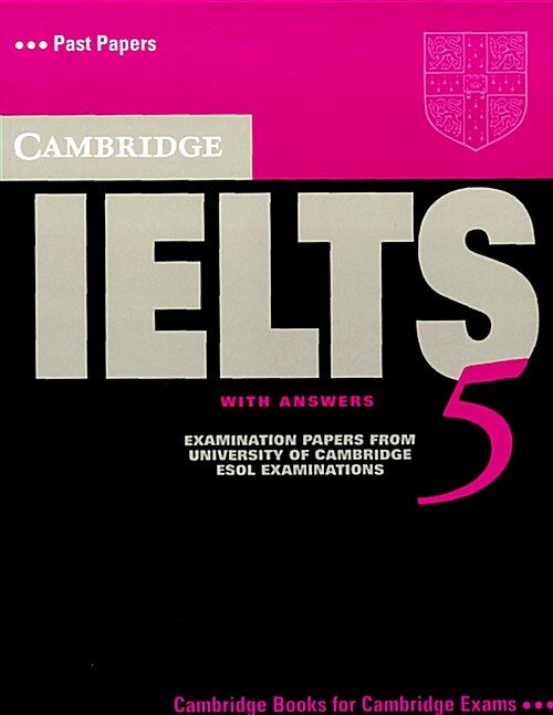 Cambridge IELTS 5 Students Book with Answers (Paperback)