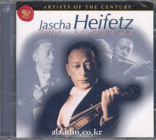 [수입] Jascha Heifetz - Artists Of The Century