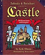 Castle Medieval Days and Knights (Hardcover, Pop-Up)