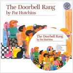 노부영 The Doorbell Rang (Paperback + CD)