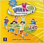 New Super Kids 3 (Audio CD 2장)