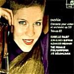 [수입] Antonin Dvorak - Violin Concerto etc / Isabelle Faust