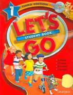 Let's Go: 1: Student Book with CD-ROM Pack (Package)