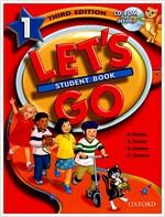 (3판)Let's Go 1: Student Book with CD-Rom (Package, 3rd)