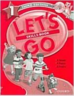 (3판) Let's Go 1: Skills Book with CD (Package, 3rd)