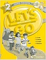 (3판)Let's Go 2: Skills Workbook with Audio CD (Package, 3rd)