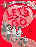 Lets Go: 1: Skills Book with Audio CD Pack (Package)