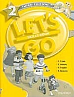 Lets Go: 2: Skills Book with Audio CD Pack (Package)