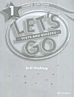 Lets Go: 1: Tests & Quizzes (Paperback, 3 Rev ed)