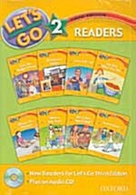 Lets Go: 2: Readers Pack (Package, 3 Revised edition)