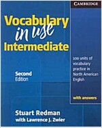 Vocabulary in Use Intermediate Student's Book with Answers (Paperback, 2 Revised edition)