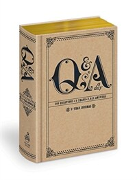 Q&A a Day: 5-Year Journal (Hardcover, 미국판)