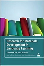 Research for Materials Development in Language Learning: Evidence for Best Practice (Paperback)