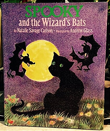 Spooky and the Wizards Bats (Hardcover)