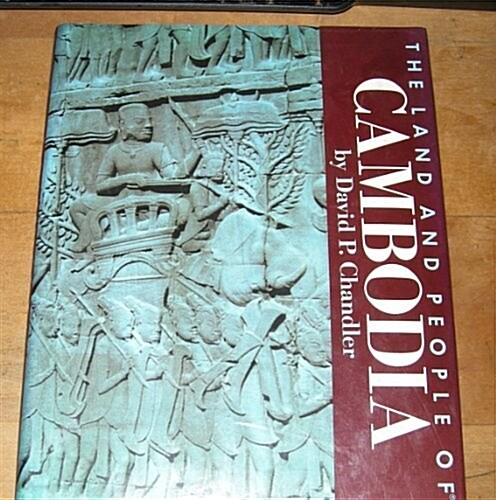 Land and People of Cambodia (Hardcover)