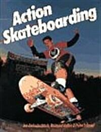 [중고] Action Skateboarding (Paperback, Reprint)