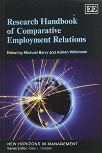 Research handbook of comparative employment relations
