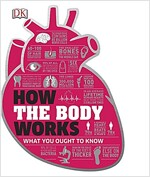 How the Body Works: The Facts Simply Explained (Hardcover)