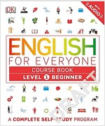 English for Everyone: Level 1: Beginner, Course Book: A Complete Self-Study Program (Paperback)