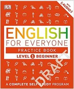 English for Everyone: Level 1: Beginner, Practice Book: A Complete Self-Study Program (Paperback)