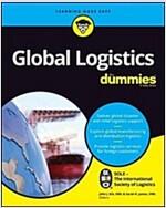 Global Logistics For Dummies (Paperback)