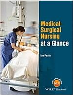 Medical-Surgical Nursing at a Glance (Paperback)
