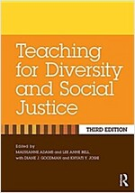 Teaching for Diversity and Social Justice (Paperback, 3 New edition)