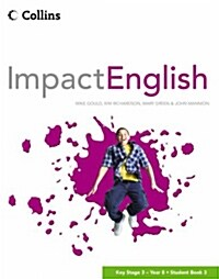 Impact English: Student Book No.3: Year 8 (Paperback)