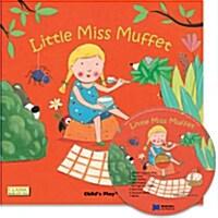 노부영 마더구스 세이펜 Little Miss Muffett (Papaerback + CD) (Papaerback + CD)