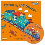 노부영 마더구스 세이펜 Down by the Station (Papaerback + CD)