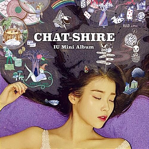 아이유 - 미니 4집 CHAT-SHIRE